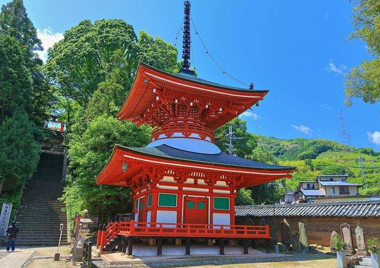 真田ゆかりの地をめぐる、九度山観光スポット