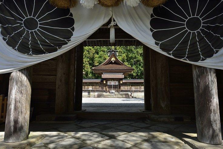 【朝日新聞掲載】熊野 ~神々を感じる~