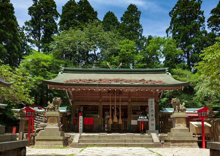金剛山葛木神社の魅力を徹底解説!周辺の観光情報やアクセス方法