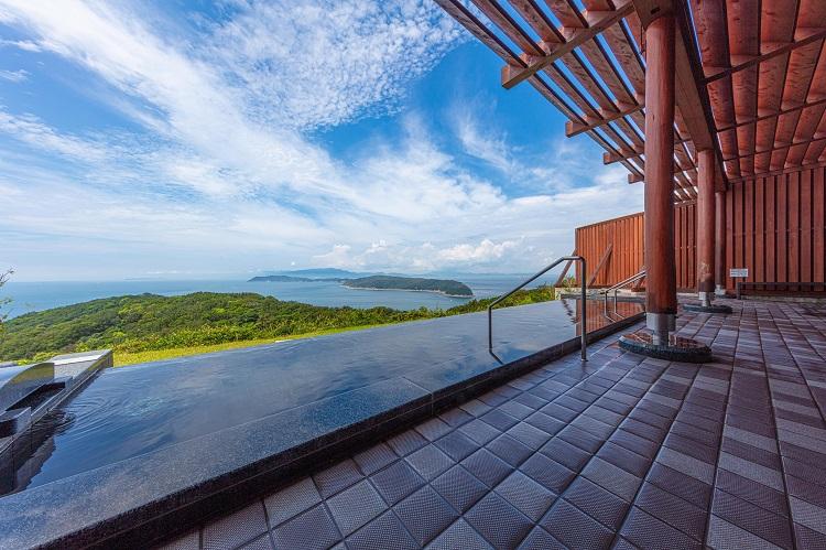 紀州加太はまるで天上の楽園!紀淡海峡を見下ろして非日常を楽しもう