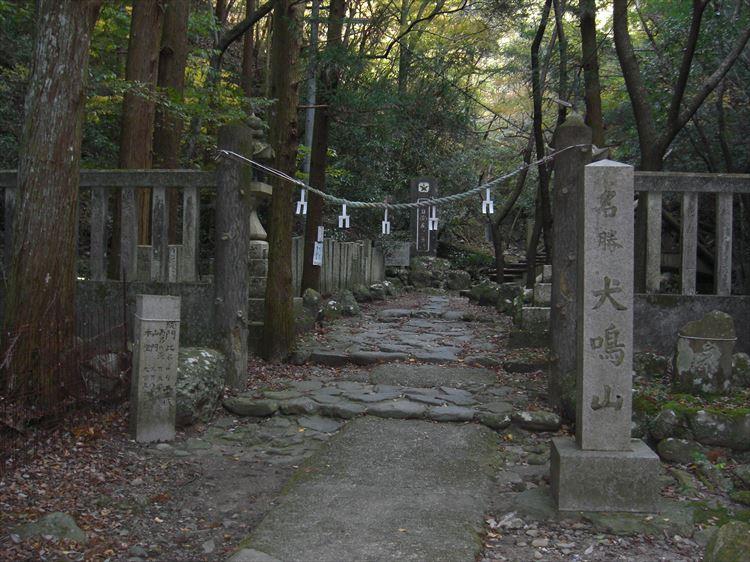 犬鳴山のパワースポット!神秘的な自然の聖地にアクセス!