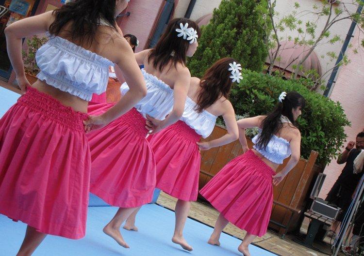 ハワイフェスティバル in  和歌山マリーナシティ