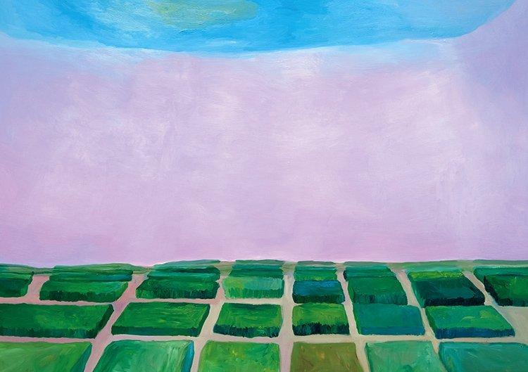 和歌山県立近代美術館 企画展「なつやすみの美術館9」 水と美術 featuring 坂井淑恵