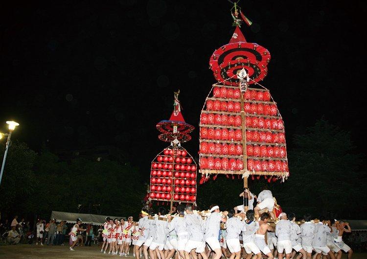 生根神社 だいがく祭り