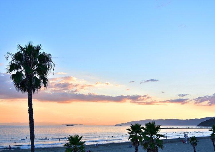 [南海沿線ビーチスポット] 磯の浦海水浴場