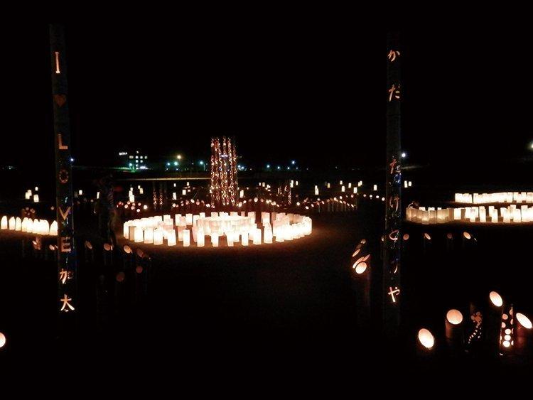 加太サンセットライブin竹燈夜