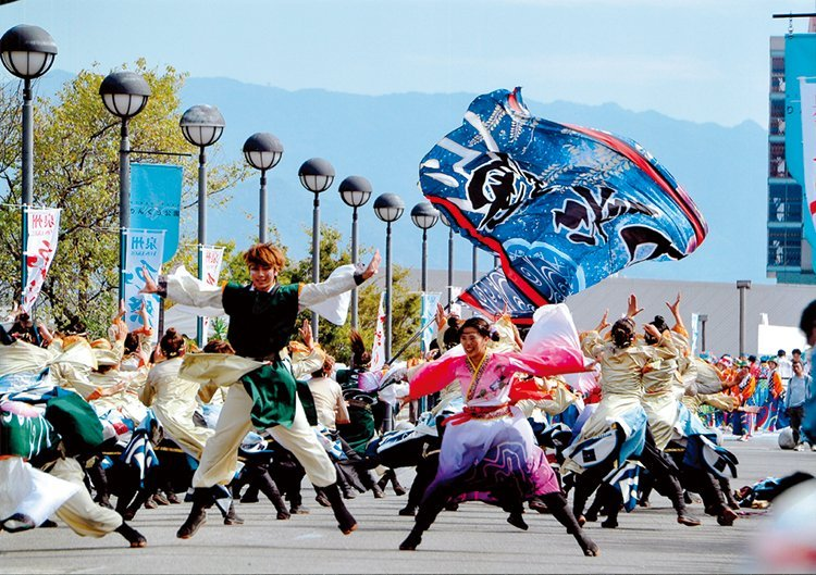 第16回泉州YOSAKOI ゑぇじゃないか祭り