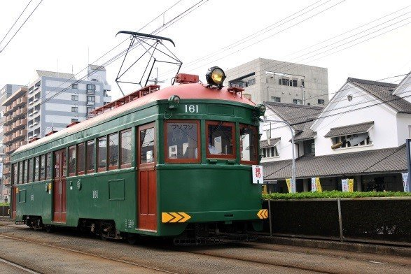 【阪堺電車】臨時特別電車「さかい巡っトラム号」運行