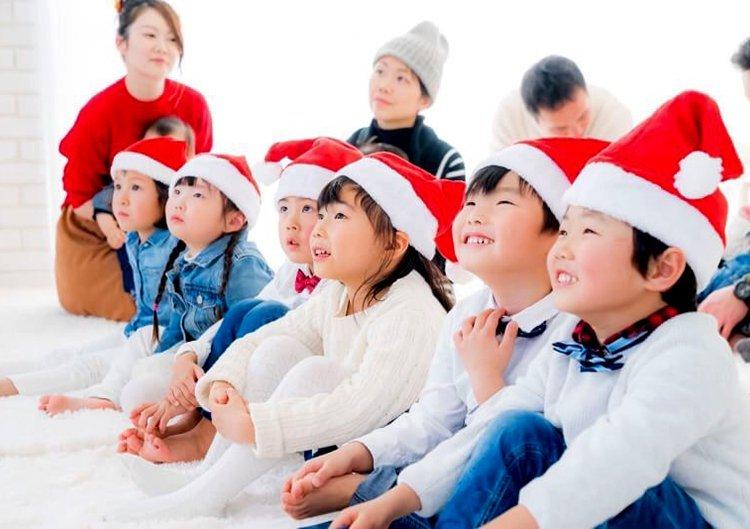 子育てママの親子クリスマス会
