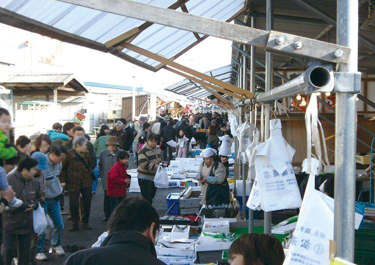 岡田浦漁港 年末大感謝祭