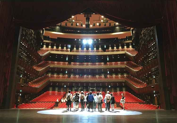 Nattsコラボ企画 フェニーチェ堺 体験ツアー ~見せます!ホールのウラガワ~