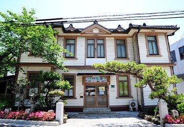 旧加太警察署庁舎(中村家住宅主屋)