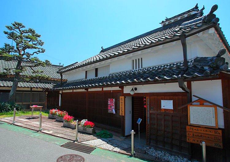 松山常次郎(まつやまつねじろう)記念館