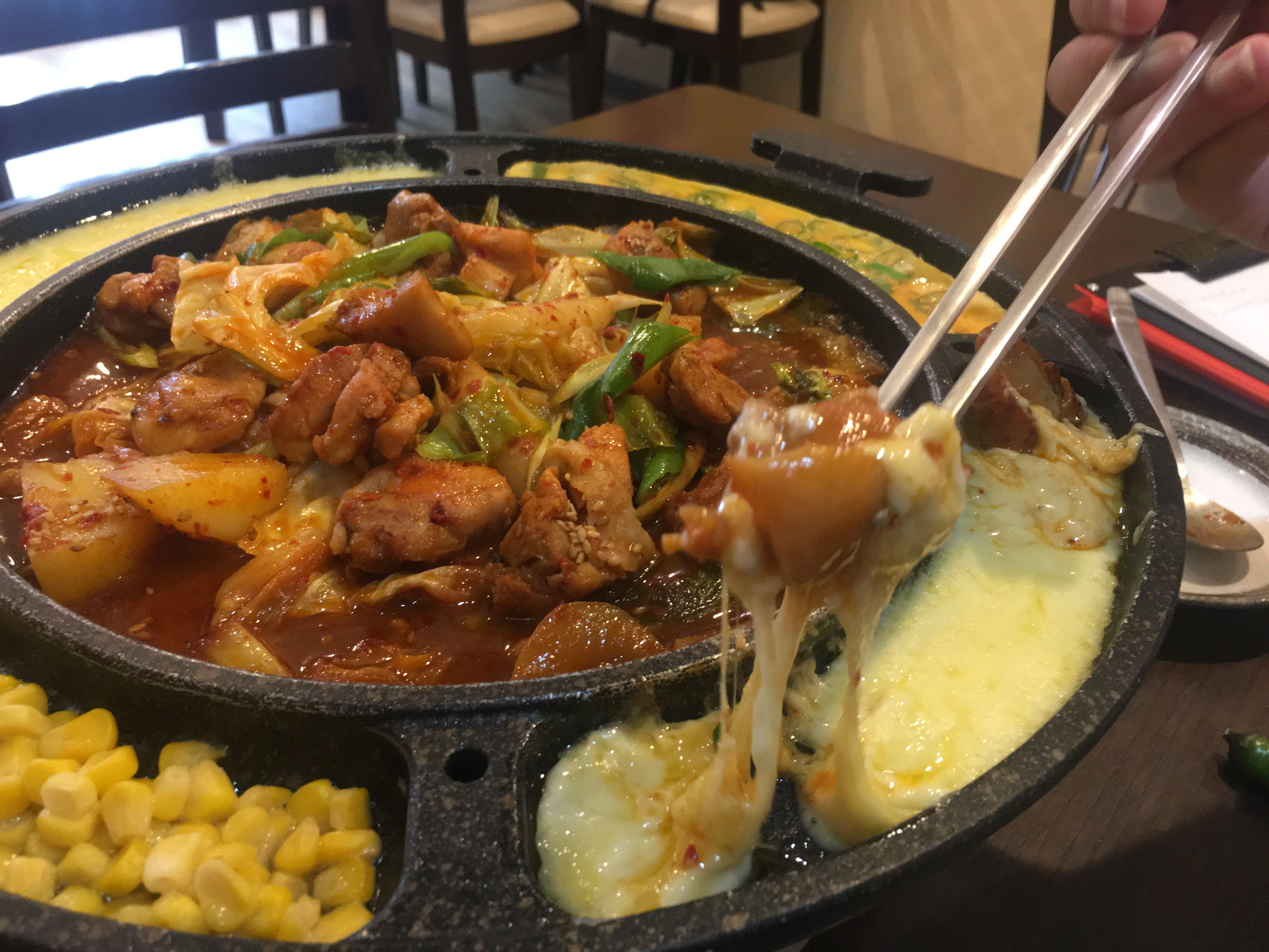 韓国Dining ハルモニのパンチャン