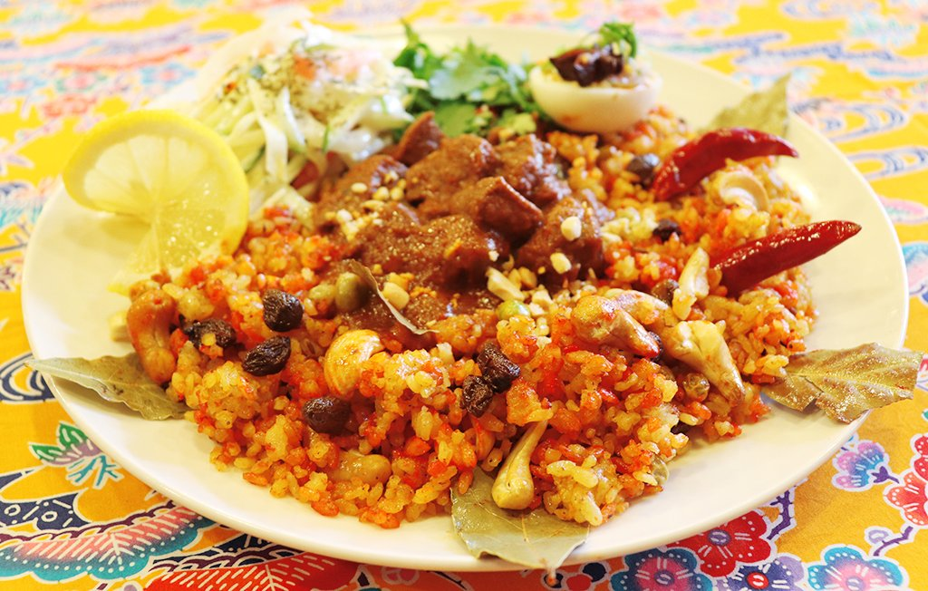 東南アジア料理 ミャンマービレッジ