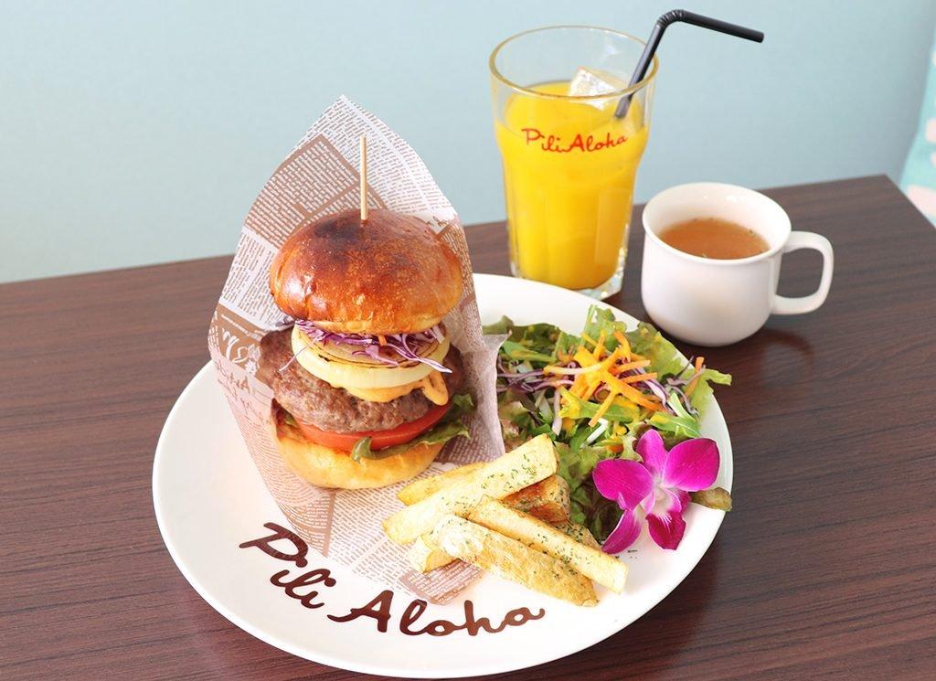 ハワイアンカフェ PiliAloha