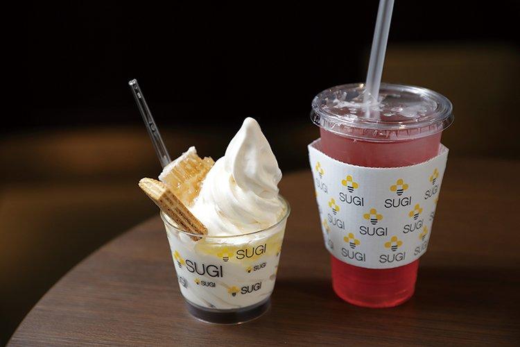 杉養蜂園 Sugi Bee Garden 関西国際空港店