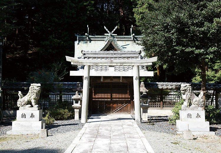 青賀原神社