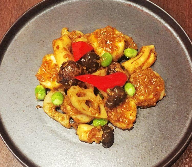 新中国料理 HARAKAWA
