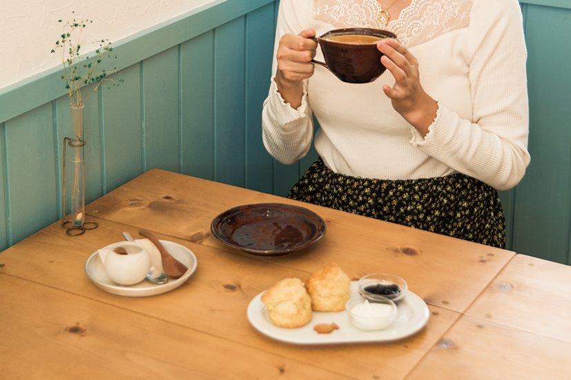 お茶と焼菓子のcafe loosen カフェルースン