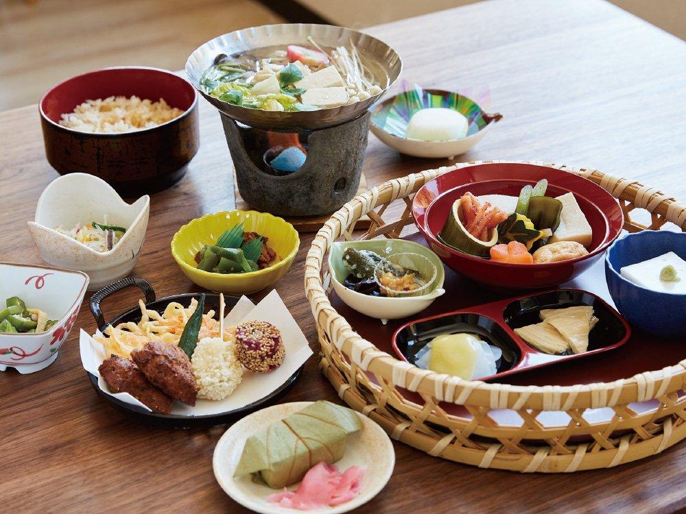 Shojin Dining 桐宝珠