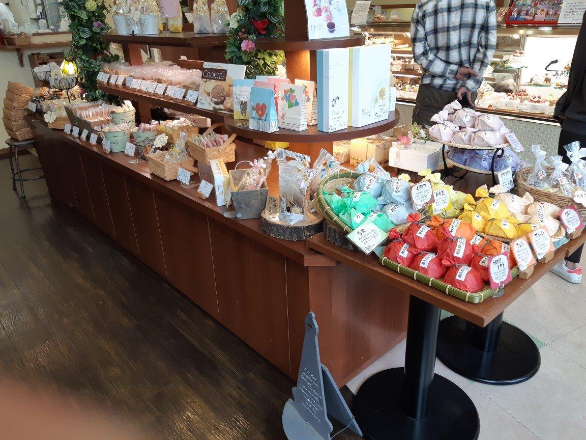 菓子工房 篠村