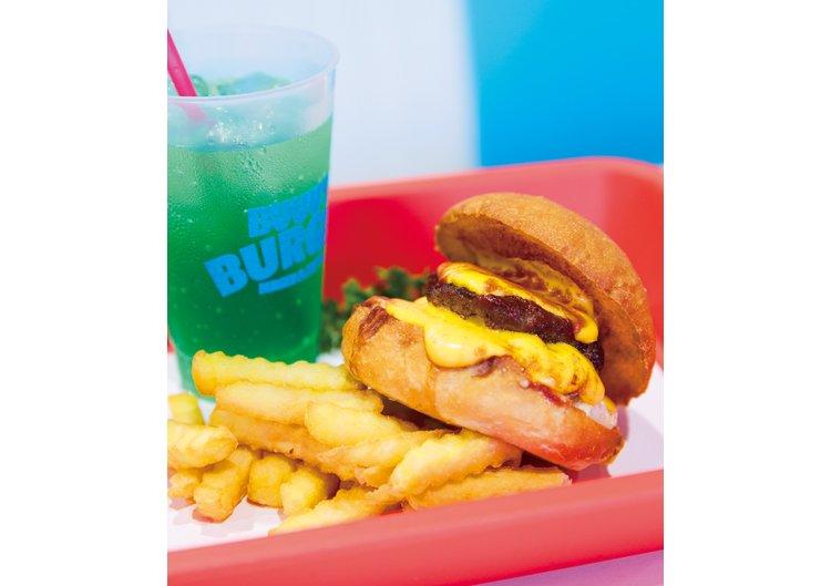 BUUU'S BURGER(ブーズ バーガー)