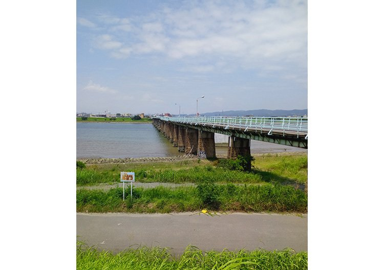 河西橋(かせいばし)