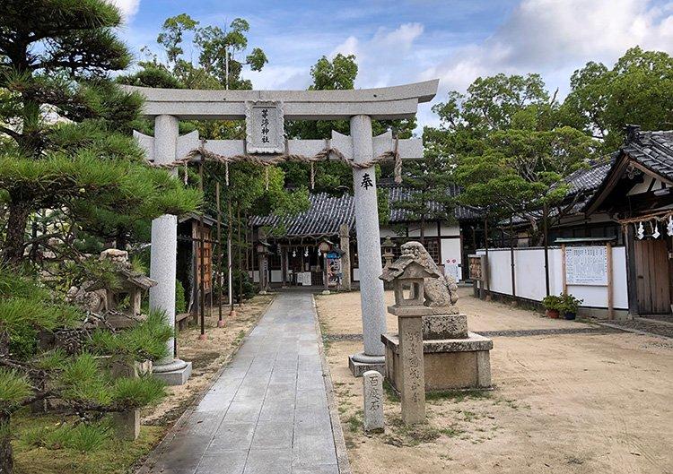 茅渟神社(ちぬじんじゃ)